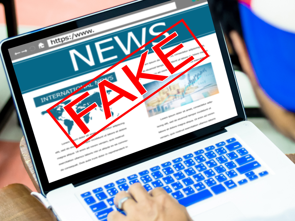 Don't Let Fake News Bruise Your Blog